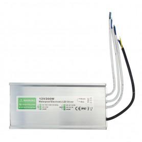 Alimentatore Stagno 200W - 12V IP67