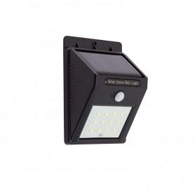 Applique LED solare con Sensore di Movimento