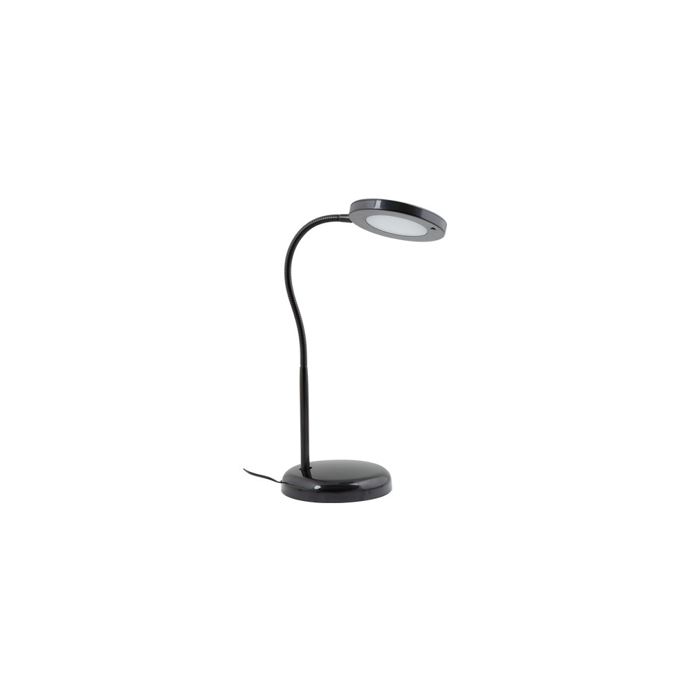 Lampada Da Tavolo Led 6w Mod Desk Black