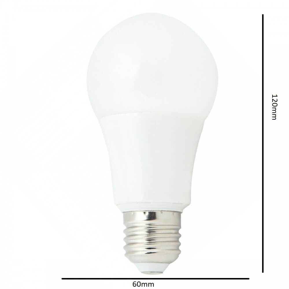 Lampada led a60 e27 16w for Lampade e27 a led
