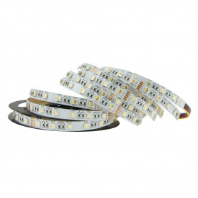 Striscia LED Professional 5050/60 - RGB - IP67 - 14,4W/m - 5m - 24V