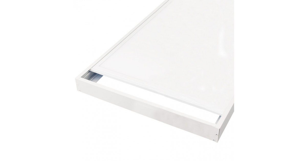 Plafoniere Per Neon A Led : Pannello led 60x120cm 72w