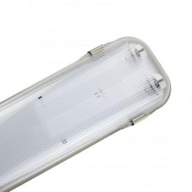 Plafoniera Stagna IP65 150cm doppio tubo