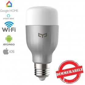 Lampada LED smart RGB WiFi - YEELIGHT YLDP06YL Attacco E27