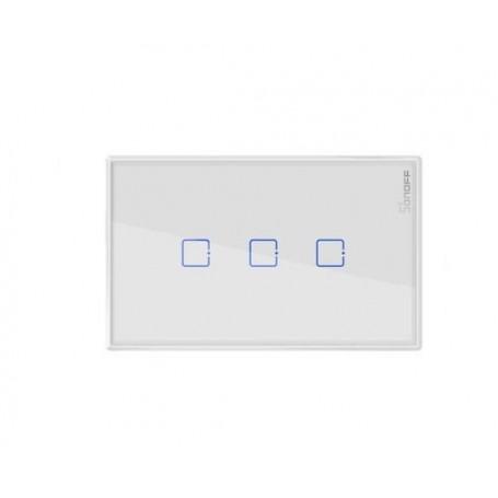 Interruttore Smart WiFi 2 tasti scatola 503 SONOFF TX Serie