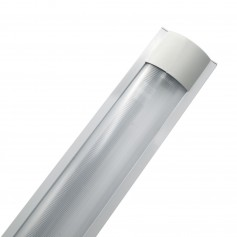 Plafoniera Slim 120cm tubo singolo