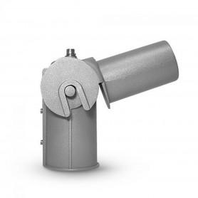 Supporto rotabile per lampade stradali con foro ø60mm