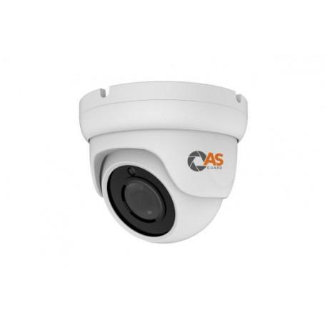"Videocamera Dome IP 2MP 2.8mm 1/2.9"" SONY CMOS Sensor POE 1"
