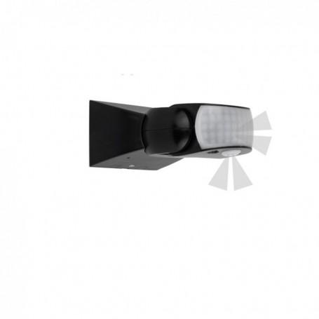 Sensore di movimento, protezione IP65 Nero