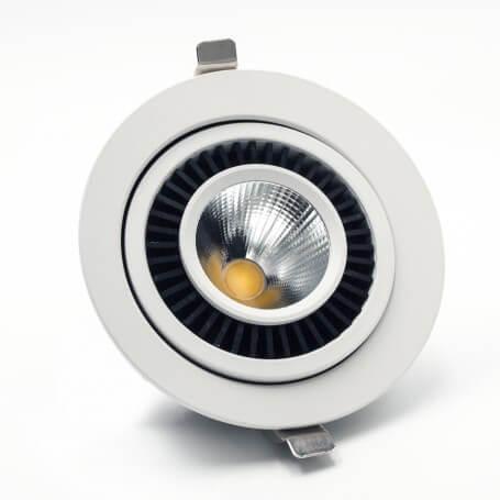 Faretto LED da Incasso 15W- Orientabile